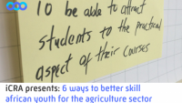 6 Ways to Better Skill Africa's Youth for the Agriculture sector